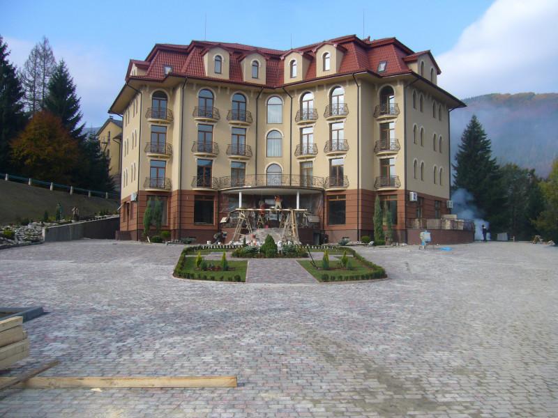 Гранд-отель Пилипец